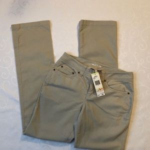 NWT Jones New York Sport Corduroy Pants